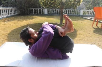 Yoga Rolling