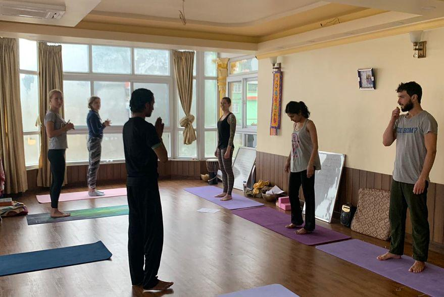 Importance of Yoga Teacher Training in this modern life