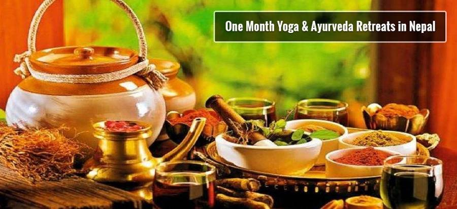yoga and ayurveda retreats in Nepal