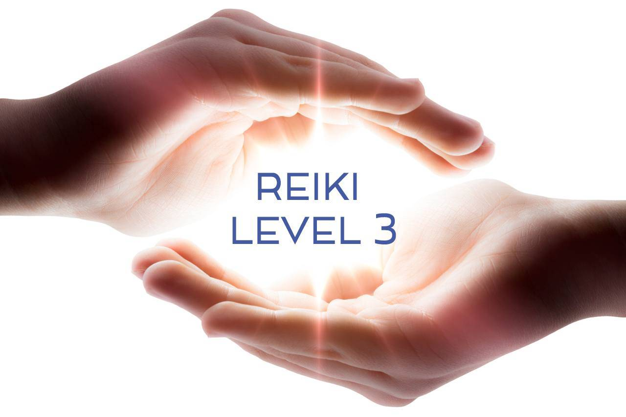 reiki third degree