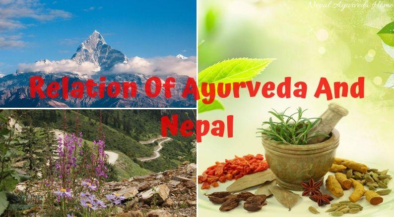 Nepal And Ayurveda Relation