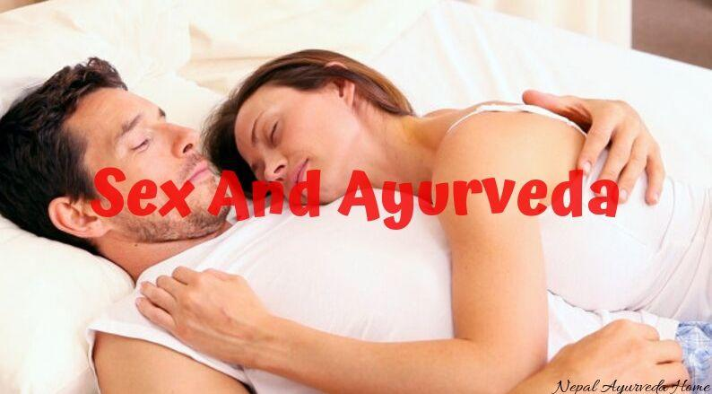 Sex and Ayurveda