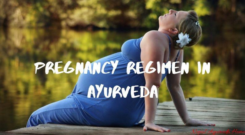Pregnancy Regimen In Ayurveda