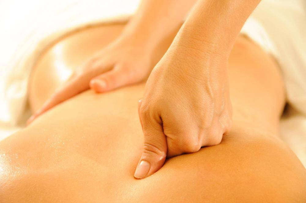 Deep tissue massage in Thamel