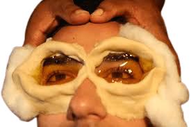 Netra tarpana -ayurvedic eye care