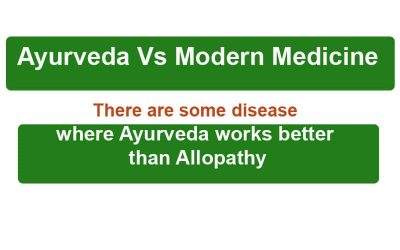 10 diseases where Ayurveda works better than allopathy