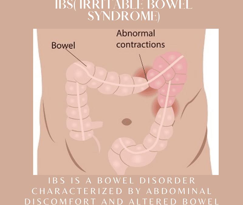 Irritable Bowel Syndrome- IBS