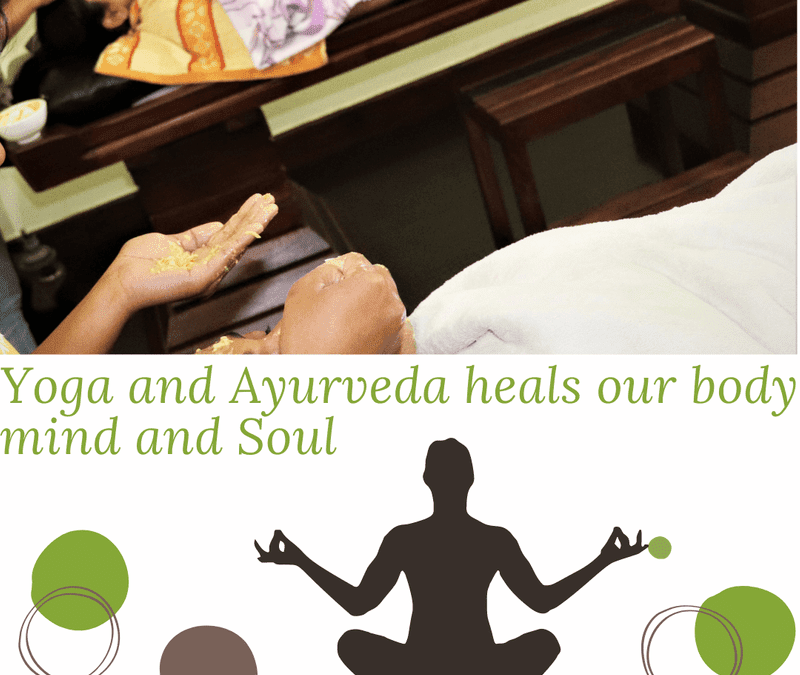 Ayurveda and Yoga for self healing
