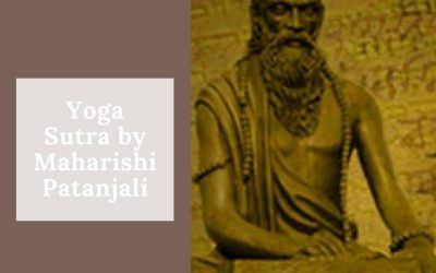 Core Of The Yoga Sutras Given By Maharishi Patanjali