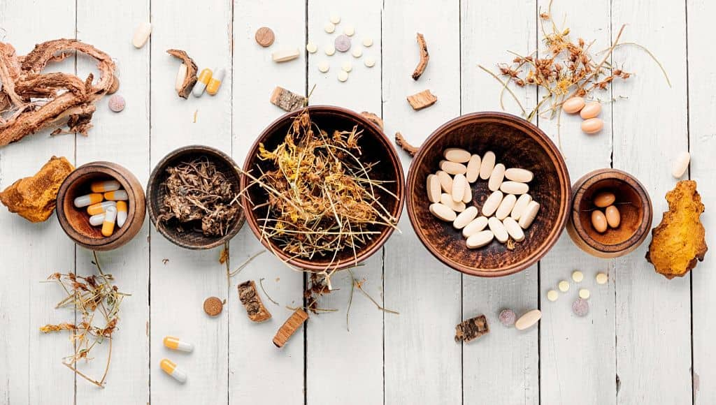 Traditional Chinese Medicine and Ayurveda to Boost the Immune System